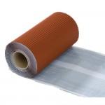 Aluflex dichtingsband 30cm 5m/rol rood