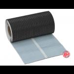 Aluflex dichtingsband 30cm 5m/rol zwart