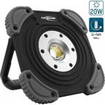ANSMANN oplaadbare LED werklamp | met powerbank | 20 watt / 2000 lm | IP64 | met USB lader