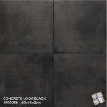 Redsun Concrete Black 2.0 60x60x2