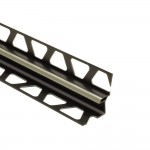Schluter Dilex-EKE U9/O8 PG90 2500mm Pastelgrijs