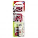 Fischer Duopower plug 6/8/10 combidoos