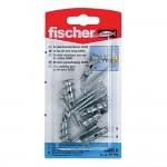 Fischer gipsplaatplug GKM S blister 6st