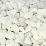 Bianco Carrara 9/12 Split Big Bag 500kg