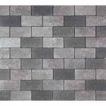 Redsun Betonklinkers Grijs-Zwart 21x10,5x8cm