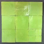 Zelliges Limon 10x10cm m²