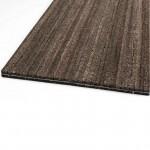 Ecologische inkommat van gerecycleerd rubber 1184 x 584 mm