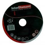 Interdiamant ID20 staal dia 125