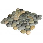 Island Stone Pebble Perfect Java Grey