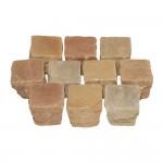 Kandla Mix 10x10 3-5cm per m²