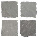 Kandla Grey 14x14 5-7cm per m²