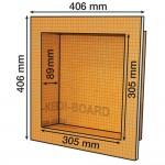Schluter Kerdi Board-N 305 x 305 x 89 mm