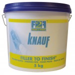 Knauf F2F filler to finish 5kg
