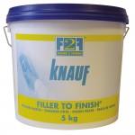 Knauf F2F filler to finish 5kg