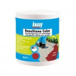 Knauf RenoStone Color Rood 2.5L