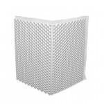 Nidagravel 129+XL grindstabilisatieplaat wit 160 x 120 x 3 cm