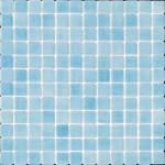 Alttoglas Nieblas Azul 3004 mozaïek 2m²/doos