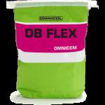 Omnicol Omnicem DB FLEX wit 25 kg