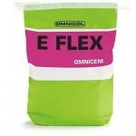 Omnicol Omnicem E-FLEX grijs 25 kg