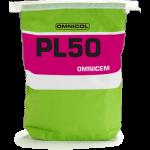 Omnicol Omnicem PL50 grijs 25kg