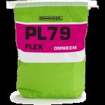 Omnicol Omnicem PL79 FLEX grijs 25kg