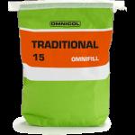 Omnicol Omnifill Traditional 15 Silver Grey 25KG