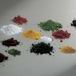 P.T.B. Pigment 25kg alle kleuren