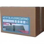 Compaktuna Kit P.T.B.-floorcoating grijs