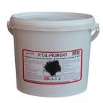 P.T.B. Pigment Zwart 0.75kg