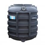 DSB1000 regenwaterput/ septische put 1000L