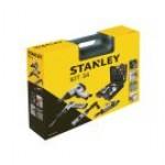 Stanley pneumatische kit 34 stuks