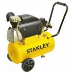 Stanley Compressor 1500W/24L/8BAR directe aandrijving