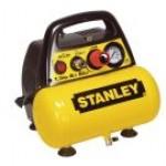 Stanley Air Compressor 1100W/6L/8BAR zonder olie