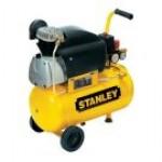 Stanley Compressor 1500W/24L/8BAR directe aandrijving en smering