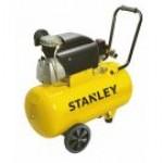 Stanley Compressor 1500W/50L/8BAR directe aandrijving
