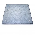 Storax Traanplaatdeksel STRV 40x40x5 cm