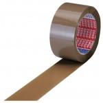 tesa® 4024 Comfort PP verpakkingstape 66m/50mm Bruin