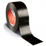tesa® 4613 Duct-tape Zwart L50m B48mm