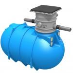 GEP regenwatertank Varitank Blueline 325 - 2500L