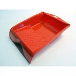 Verfbak kunststof 22x28cm rood
