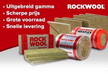 rockwool rotswol isolatie