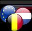 Levering België, Nederland, Europa
