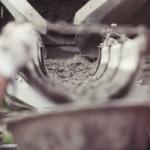 Wat heb ik nodig om 1m³ chape, beton of mortel te maken?