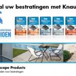 """Nieuw in het Knauf gamma: """"GaLa"""" Garden Landscape"""