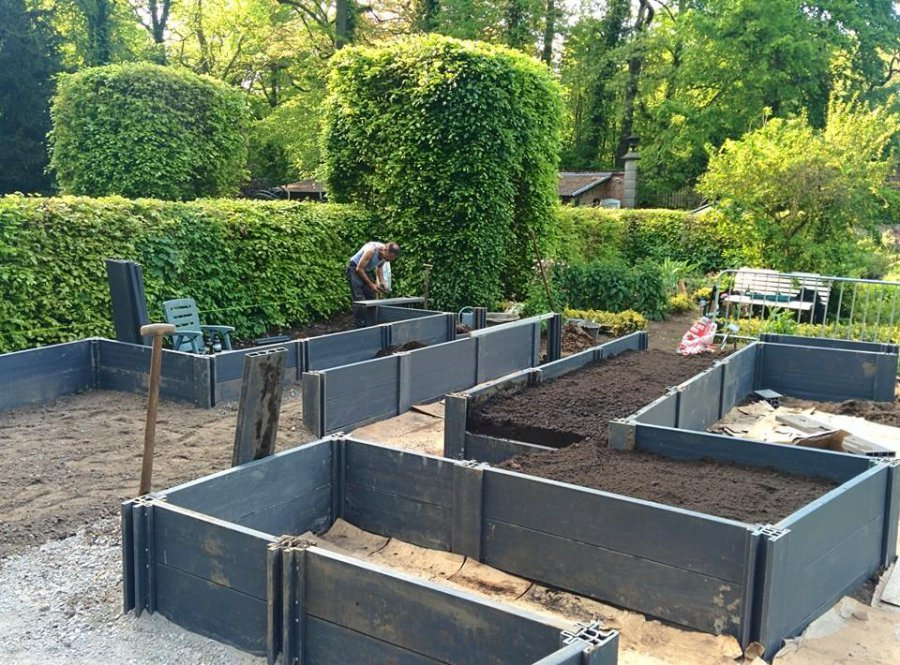 Vierkante Meter Tuin : Rob van der linden tuinadvies april