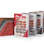 Dakvorsten verlijmen met Flexim
