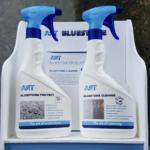 Met deze producten reinig en bescherm je jouw blauwsteen.