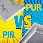 PIR of PUR isolatie: Wat is het verschil?